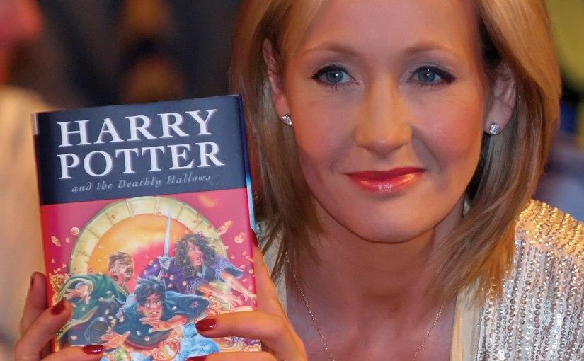 JK Rowling Impact